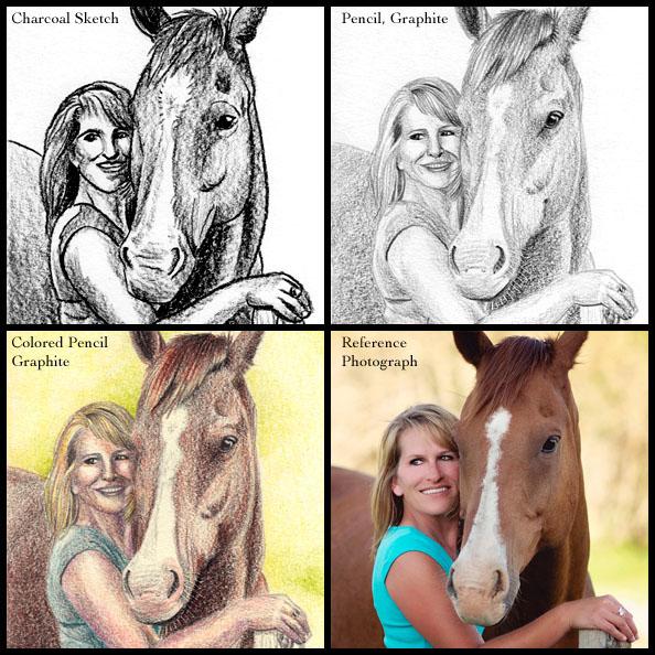 Illustration: Portrait Examples