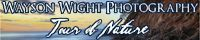 Link Banner: Wayson Wight Photography: Tour of Nature