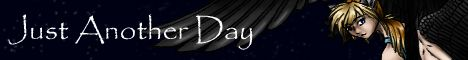 468x60 Just Another Day Banner
