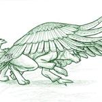 Auric Starstryder (http://www.furaffinity.net/user/canisaureus)