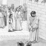 Luke 22:61. Peter's Denial. For http://christschurch.info/