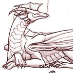 Smiling Dragon